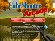 Cubeshooter Arcade